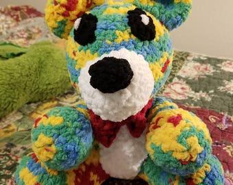Baby Soft Teddy Bear