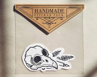 Handmade Sticker Pack