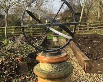 Armillary Sphere (Sundial)