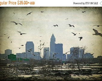 25% Memorial Day Sale architecture photography cleveland fine art photography city skyline office decor home decor