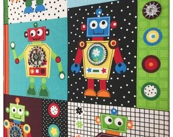 Robot Wall Art