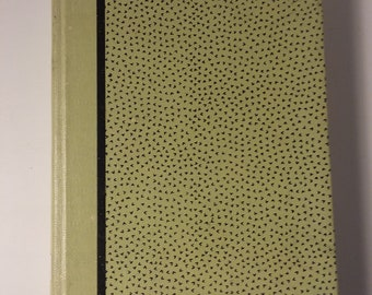 Letters of Edna St Vincent Millay Hardcover 1952 Ex-Lib