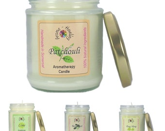 Soy Wax Jar candles |  Natural Soy Candle | Home Fragrance Scented Candle | Best Jar candles