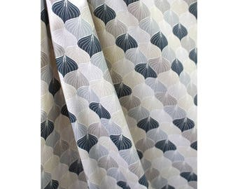 fabric, 5 m, Scandinavian, art deco geometric in design, 5 metre lengths