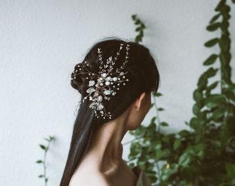 Galaxy Bridal haircomb