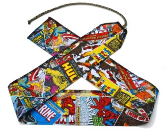 Comic Covers - Weight Lifting Wrist Wraps