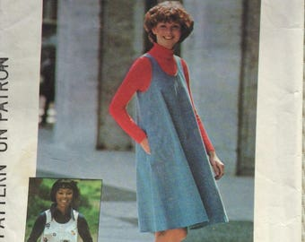 Jiffy and comfy jumper or top  simplicity pattern