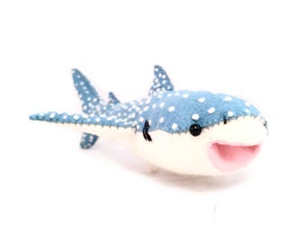 Happy the Whale Shark pdf pattern instant download