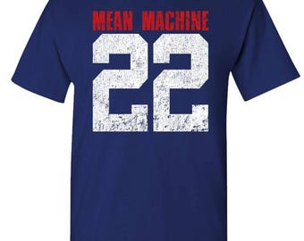 MEAN MACHINE 22 - t-shirt short or long sleeve your choice!