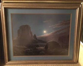 Dalhart Windberg Mother Earth - Father Sky Framed Limited Edition Print