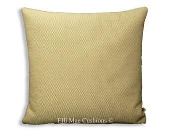 Villa Nova Loures Alabaster Designer Fabric Neutral Silver Cushion Pillow Cover