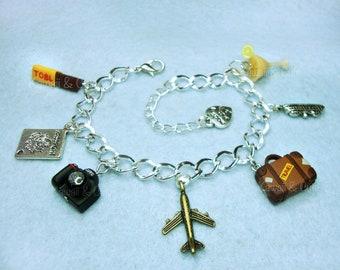 Bracelet I Love Travel