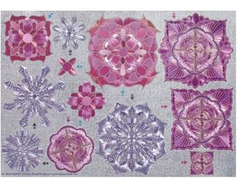 Metallic rose pink/purple-DU248547