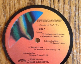 Jefferson Starship Coaster