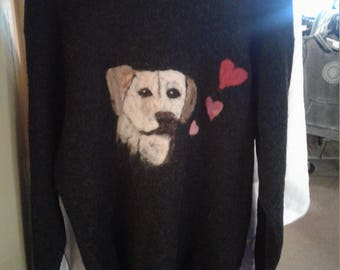 Lab Love Sweater
