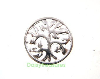 Tree of Life Charm - Small 5/8 inches / 15mm