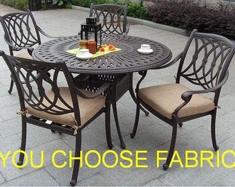 Custom Made Cushions Chair Cushion Cover Seat Sunbrella Outdoor