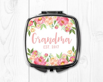 New Grandma Gift Pregnancy Announcement for Grandma Gift Ideas for Grandma To Be Pregnancy Reveal Personalized Gift Baby Announcement