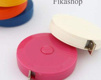 50% Off S A L E: Sewing Retractable Tape Measure (Inches and Cm) - Fikashop