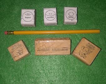 Teachers stamps