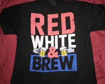 Brand New RWB Shirt for the beer Guy in you.