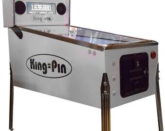 King-Pin EX Virtual Pinball Machine