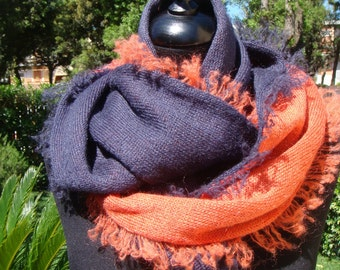 Art. 9 Circular scarf Double face