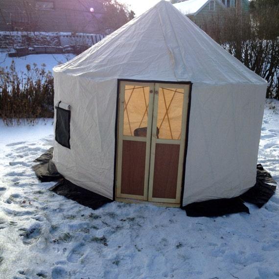on saudi yurt