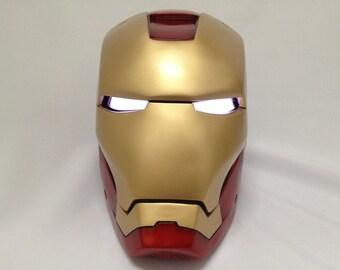 Iron Man Helmet with lights