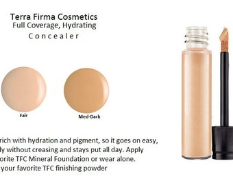 TFC has a new line of liquid, full coverage concealers,
