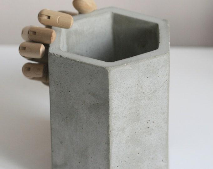 Concrete Container | Concrete Planter | Concrete Homeware | Urban | Industrial