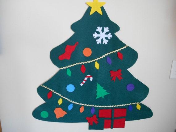 Felt Christmas Tree Kids Gift 20% OFF Sale Kid\'s
