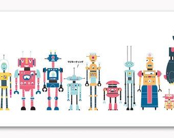 MEGA Robot Lineup
