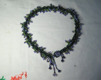 Flowering Vine Necklace