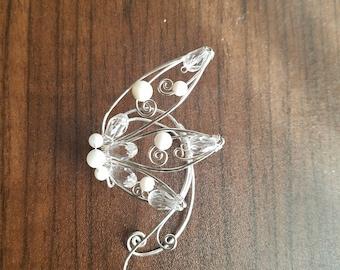 Winged Wire Ear - Angel Dove