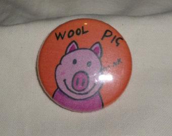 WOOL PIG!