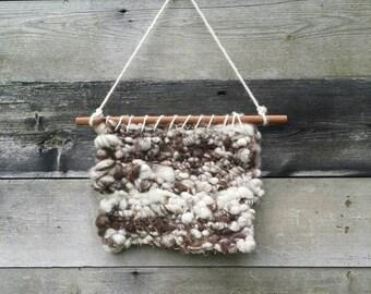 Jacob Handspun Weaving