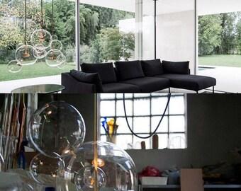 """Beautiful """"Glass Globe"""" Pendant Led Lights"""