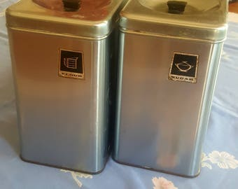 Canisters Kitchen Storage