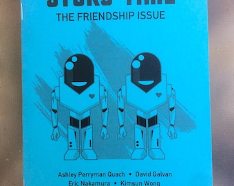 Story Time Zine - The Friendship Issue