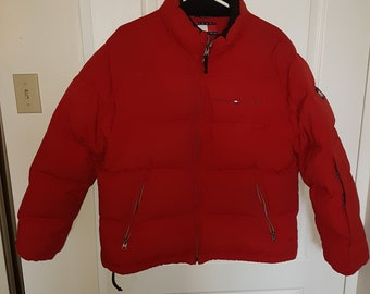 TOMMY JEANS PUFFER