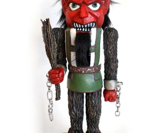 Krampus Nutcracker