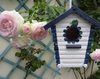 Navy Blue decorative nest