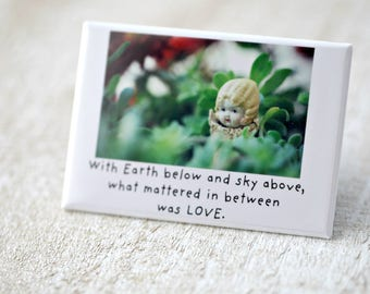 What Mattered Bisque Dolly Adventures Claudia Doll Fridge Decoration Love Matters Magnet