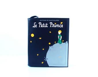 The Little Prince Book Purse Le Petite Prince Leather Book Bag