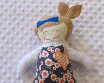 Willa Small Handmade Baby Doll