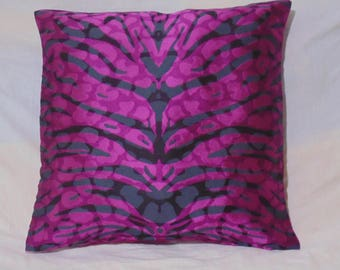 Designers Guild by Christian Lacroix Fabric Pantigre Grenade Cushion Cover