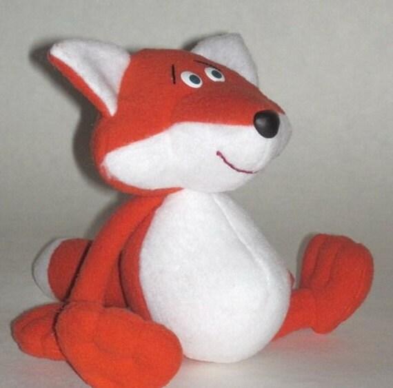 Schnittmuster Fuchs Fuchs Muster Muster Fox Muster Fuchs