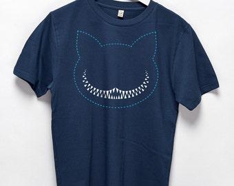 Cheshire Cat Shirt {men}