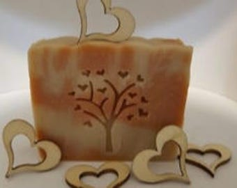 Orange Cocoa  Soap Much Luvs